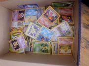 Dachbodenfund pokemon karten