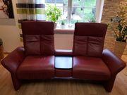 Sofa Relaxliner Leder