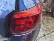 Dacia Sandero II Heckleuchte Rückleuchte