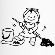Haushalthilfe Zuverlässige Putzfrau