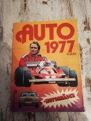 Americana München AUTO 1977 STICKER