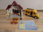 Playmobil 6865 Schule und 6866