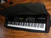 YAMAHA S 90 ES - Synthesizer