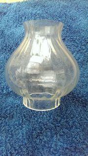 Glaszylinder für Lampe Öllampe