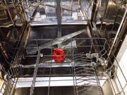 Sharp Geschirrspüler mit Besteckschublade zu