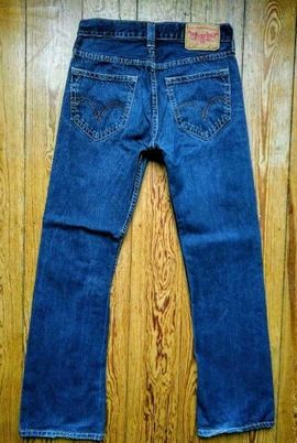 Herrenbekleidung - Original Levis Jeans Herren Lot