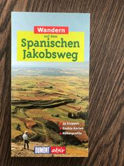 Reiseführer Spanischer Jakobsweg