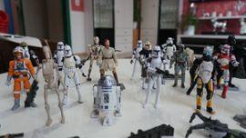 Bild 4 - Star Wars Spielfiguren - Allershausen