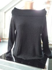 damen pullover Gr 36 schwarz