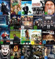 Filmsammlung mit mehr als 170