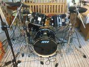E-Drum-Kit A T V Erweiterte