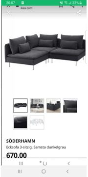 Couch Ikea