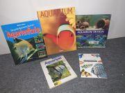 5x Buch Aquarium Ratgeber