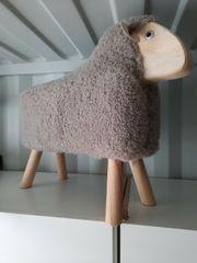 Hocker Schaf