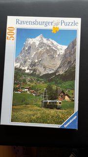 Puzzle Ravensburger 500 Teile