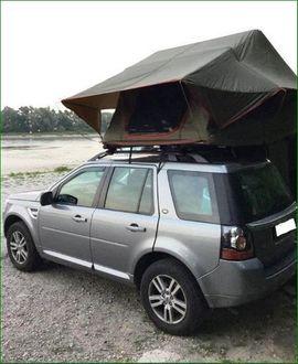 Bild 4 - Zelt für das Autodach Dachzelt - Dornbirn