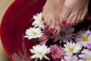 pflege dein Fuß auch in