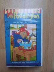 Paddington VHS im Schloss und