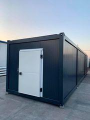 ISO Kühlmodul Kühlcontainer Kühlhaus