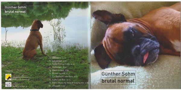 CD Günter Sohm -- Brutal