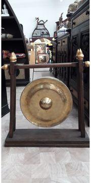 NEUE Gong mit Klöpfel