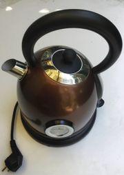 Retro Wasserkocher unbenutzt