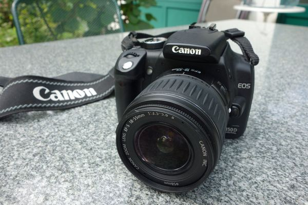 Digitalkamera CANON EOS 350D