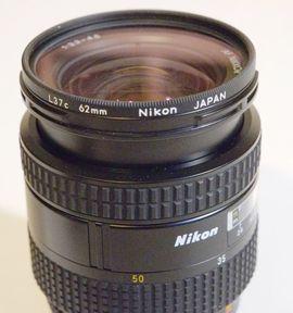 Nikon Objektiv Nikkor AF 3: Kleinanzeigen aus Schwabach - Rubrik Foto und Zubehör