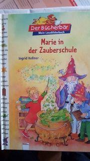 Lieblingsbuch - Marie in der Zauberschule