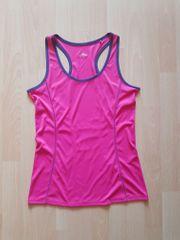 Damen Sport T-Shirt Tank Top