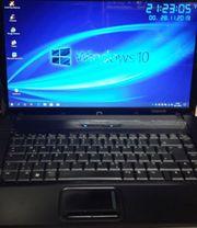 Laptop HP 4GB SSD WebCam