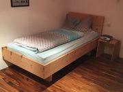 Bett aus Zirbenholz Gesundbett