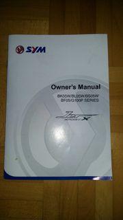SYM Jet 50 Owner s