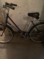 Alte Fahrrad
