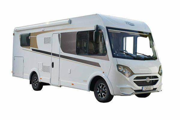 Wohnmobil Carado I 447 zur