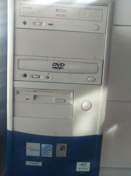 PCs bis 2 GHz - Desktop Retro PC Fujitsu-Siemens Pentium