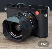 Suche Leica Q 2 zum
