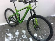 Carbon Mountainbike Fully Bergamont Contrail