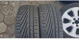 4 Alufelgen mit Uniroyal Reifen: Kleinanzeigen aus Am Römerhof - Rubrik Sommer 195 - 295