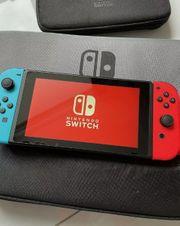 Originale Nintendo switch Neu mit