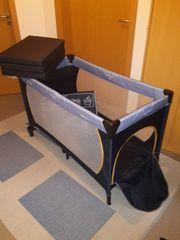 Reise Kinderbett mit Faltmatratze von