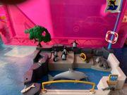 Delfin und Robbenbecken Playmobile