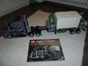 LEGO-Technik Schwerlasttransporter 42078