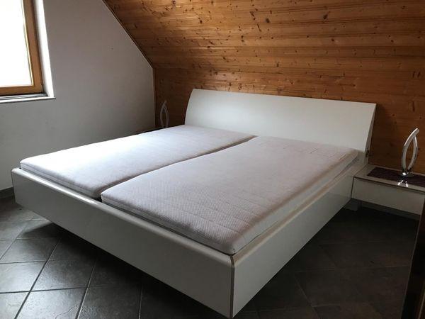 2x2m Bett Inkl Matratzen Und Lattenroste In Bobenheim Roxheim Betten Kaufen Und Verkaufen Uber Private Kleinanzeigen