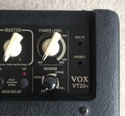 VOX VT20 Modelling E-Git Combo