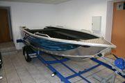 Aluminiumboot Brema 420V Fishing Aluboot