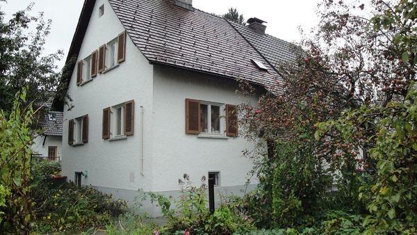 SUCHE Haus oder große Wohnung