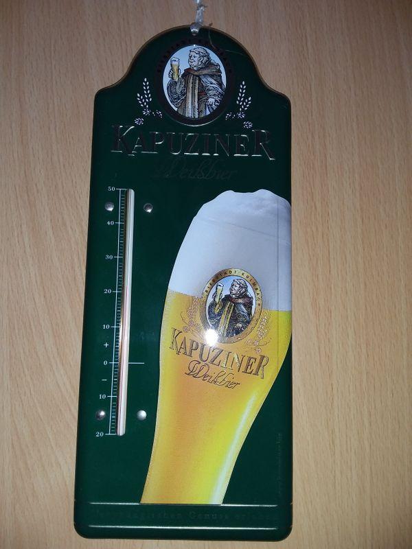 Brauereiwerbeschild Kapuziner