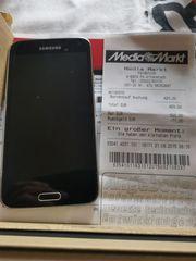 Samsung Galaxy S 5 mit