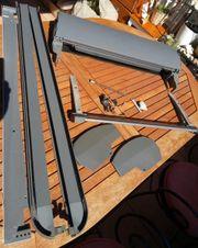 2x Velux Kurbel-Außenrolladen SCL-206 für